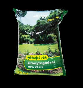 Vår- och sommargödning NPK 20-3-9 20 kg